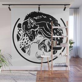 Hyaenidae I Wall Mural