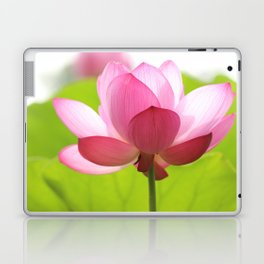 Pink Lotus Flower Laptop & iPad Skin