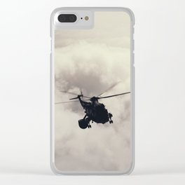SeaKing Clear iPhone Case