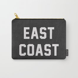 East Coast - black Carry-All Pouch