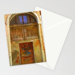 Graffiti Veneziano Stationery Cards