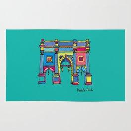 arch  Rug