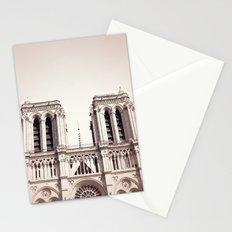 Paris, Notre Dame Stationery Cards