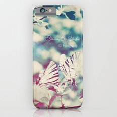 Butterfly motions Slim Case iPhone 6s
