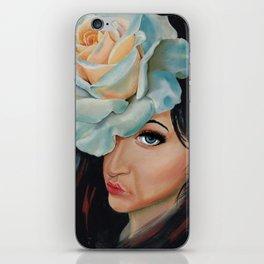 Draven Rose II iPhone Skin