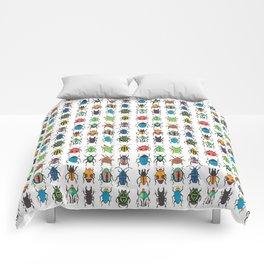 Beetle Species Comforters