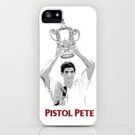 Pistol Pete iPhone Case
