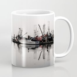 Steveston Marina Coffee Mug