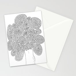 A Tortoise-Tree Stationery Cards