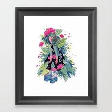Rosemarie Framed Art Print