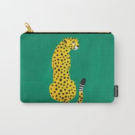 The Stare: Golden Cheetah Edition Carry-All Pouch