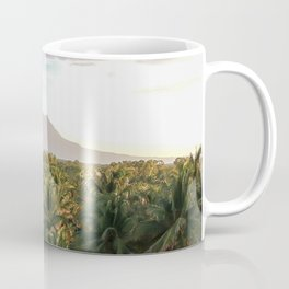 Mighty Volcano Coffee Mug