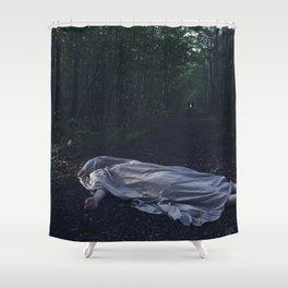 Strangers Shower Curtain