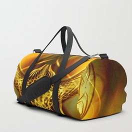 Cattle Skull Duffle Bag