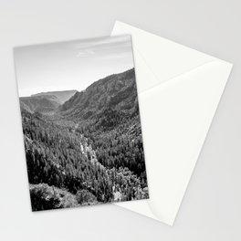 Black & White Arizona Stationery Cards