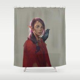 Elf Shower Curtain