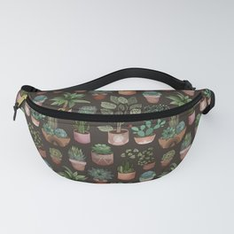 Plants Fanny Pack