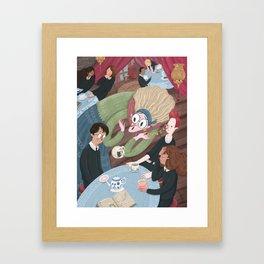 Divination Framed Art Print