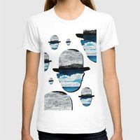 magritte T-shirts featuring Ceci n'est pas une Magritte by Condor