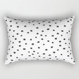 Dot Dot Do Dot Dot Rectangular Pillow