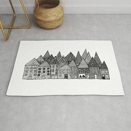 Medieval Village I Rug