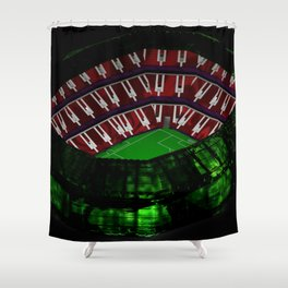 The Planet Shower Curtain