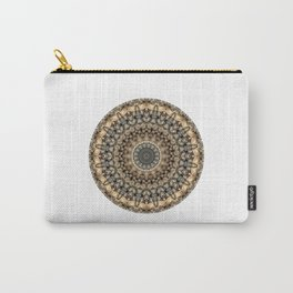 Pebbles Mandala Carry-All Pouch