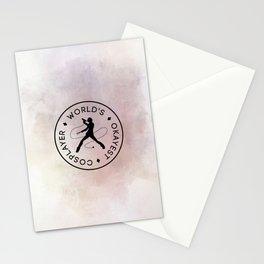 World's Okayest Cosplayer (Light) Stationery Cards
