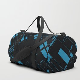 3D Futuristic BG X.1 Duffle Bag