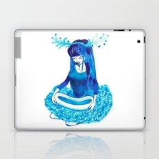 Baby Blue #4 Laptop & iPad Skin