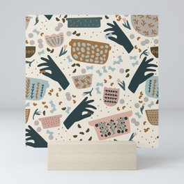 Mother's Hands Mini Art Print