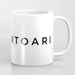 #ListenToAri Coffee Mug