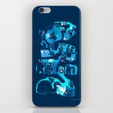 Dungeon Crawlers iPhone & iPod Skin