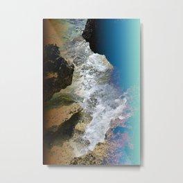 sea 0890 Metal Print