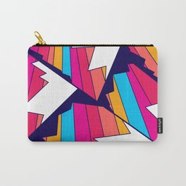 Mountains of many colours Carry-All Pouch