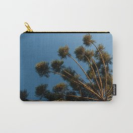 Araucaria Branches Carry-All Pouch