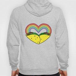 Rainbows and Tacos Hoody