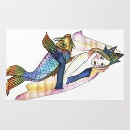fishgirl Rug
