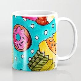 Muffins and doughnuts Coffee Mug