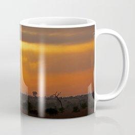 Vastnesses of Africa - Morning time Coffee Mug