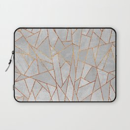 Shattered Concrete Laptop Sleeve