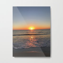 birth of a new dawn Metal Print