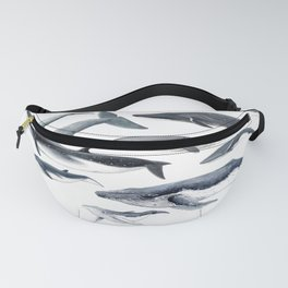 Whale diversity Fanny Pack