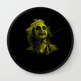 Beetle Juice - Ghost with the Most Wall Clock