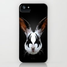 Kiss of a Rabbit iPhone (5, 5s) Slim Case