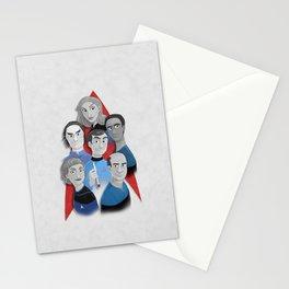 Star Fleet Doctors Stationery Cards