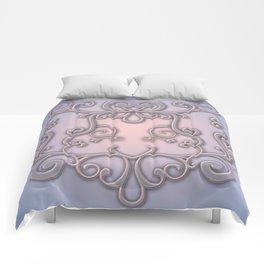 Rose Quartz Serenity Enblem Comforters