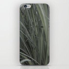 Lemon Grass iPhone Skin
