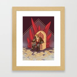 Companion Fears - Became His Parents Framed Art Print