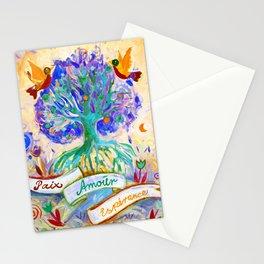ESPÉRANCE MEXICAINE Stationery Cards